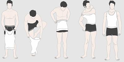 گن لاغری مردانه کاسمارا