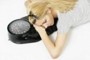 تاثیر کمبود خواب در لاغری | خواب و لاغری