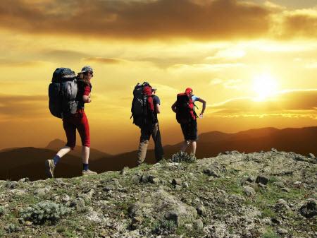 کوهپیمایی و لاغری | ورزش و لاغری