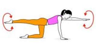تناسب اندام در 10 دقیقه | تناسب اندام زنان